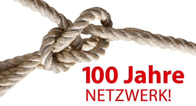 Logo 100 Jahre Agrartechnik Netzwerk
