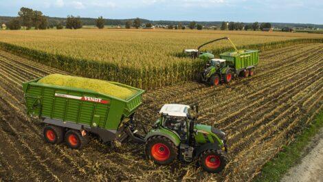 agrarheute Umfrage: Fendt führt Ranking an