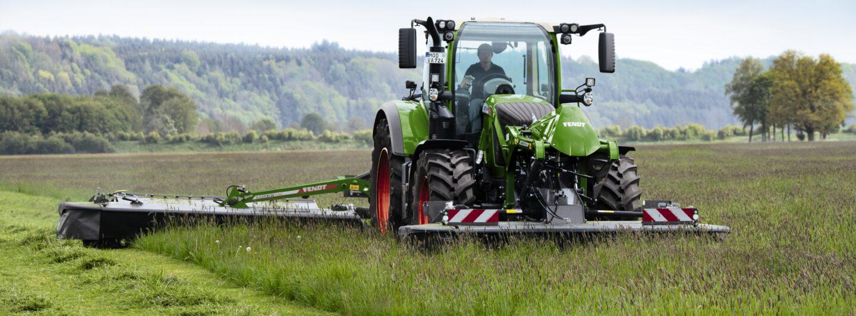 AGCO Fendt setzt Traktorenproduktion aus