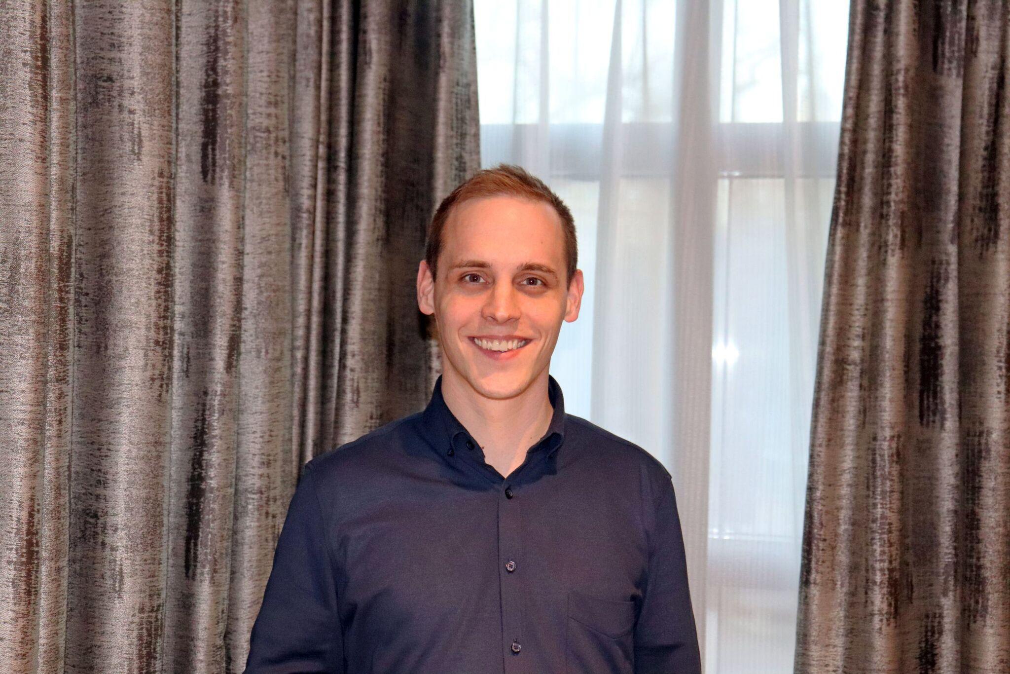 Daniel Kalisch – Head of Marketing WD.40|copyright: Werkbild