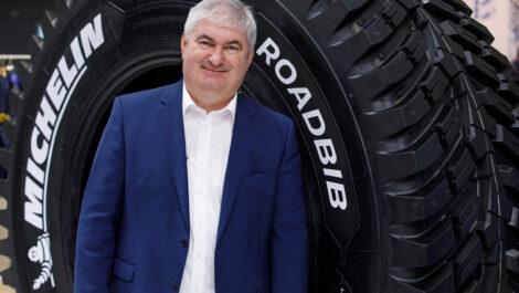 Camso-Verkaufsmannschaft bei Michelin Reifenwerke integriert