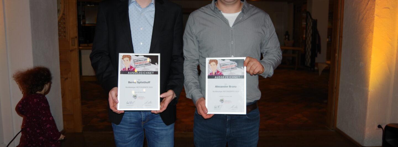 Bundessieger Motorgeräte 2019