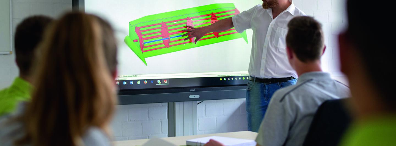 Ausbildungsberufe bei Claas digital entdecken