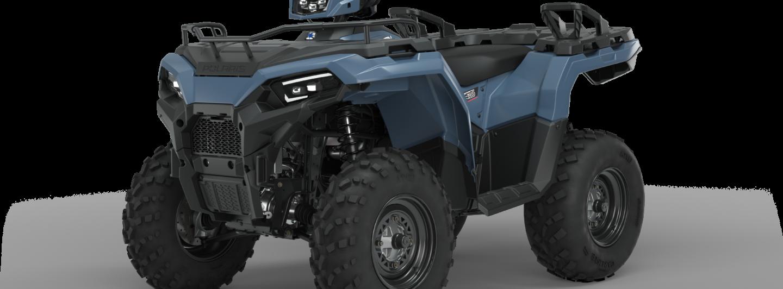Polaris präsentiert neu entwickelten Sportsman 570