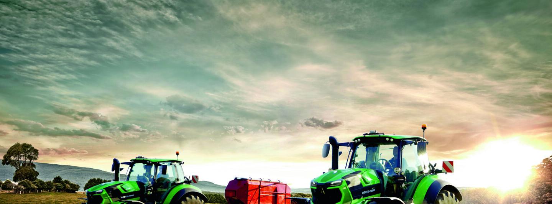 Deutz-Fahr präsentiert den neuen 8280 TTV