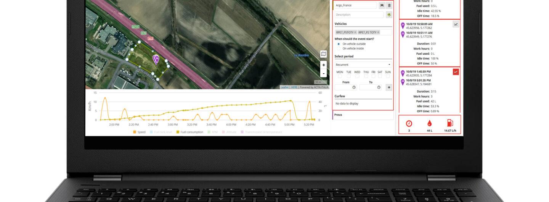 Argo Tractors und Actia: Telematik und Telediagnose bei Traktoren