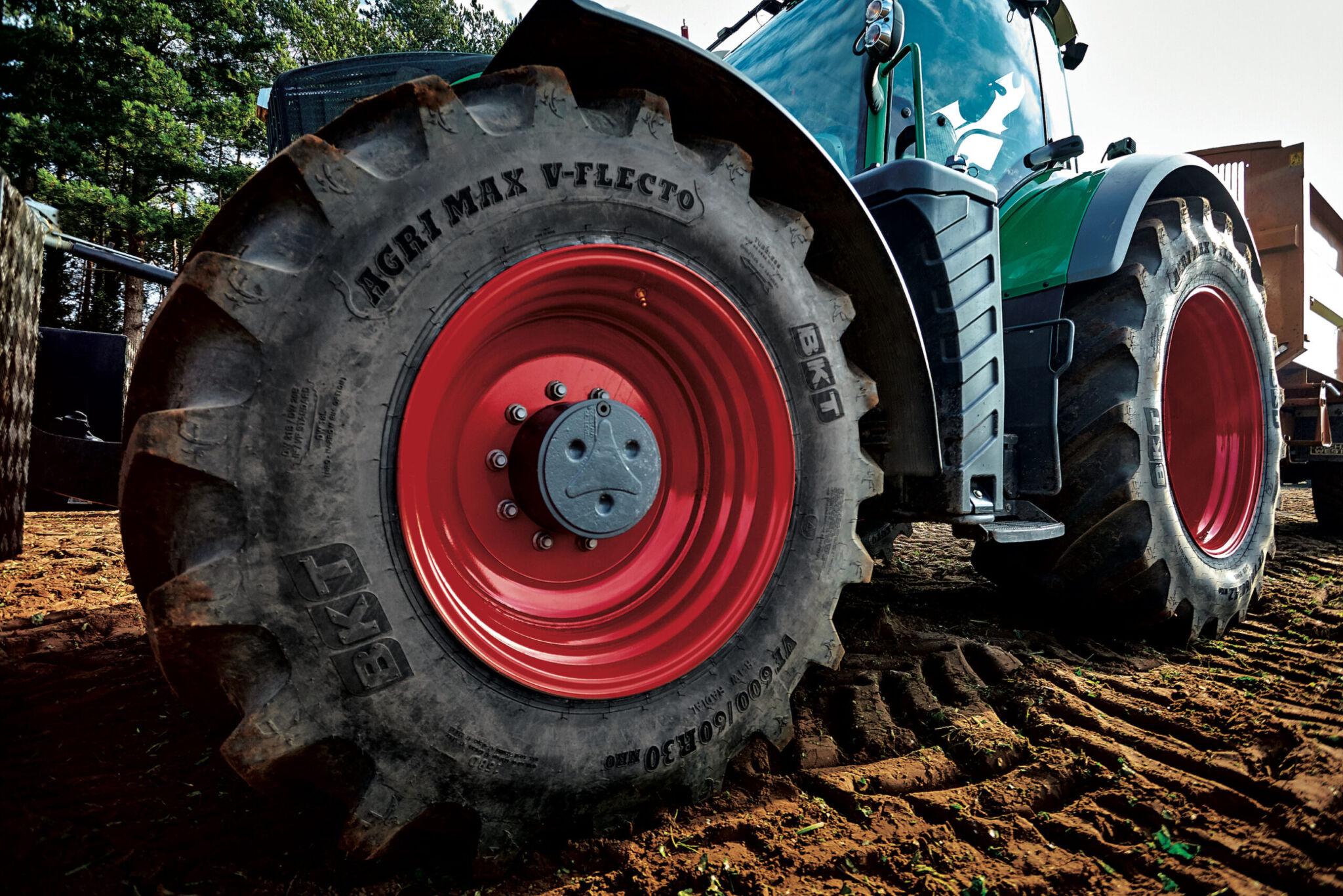 BKT-Reifen|copyright: Werkbild