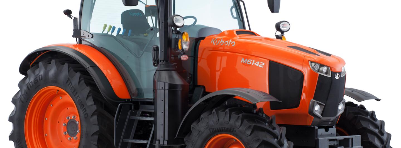 Kubota präsentiert neue Traktoren-Serie M6002