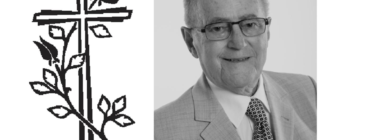 Tauer um Firmengründer Helmut Allié