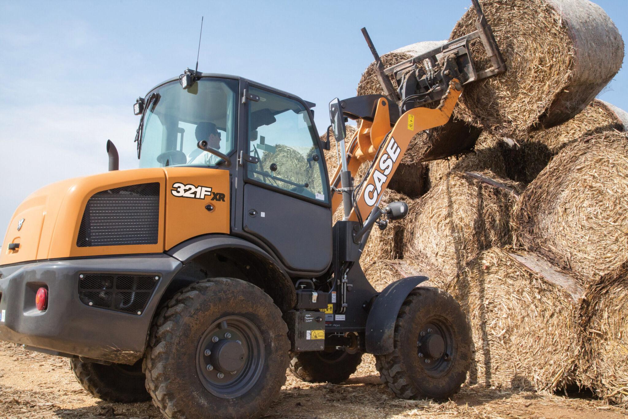 Case CE Radlader 321F|copyright: Case Construction Equipment