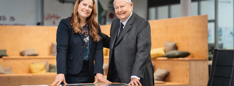 Helmut Claas wird Ehrenvorsitzender des Gesellschafterausschusses