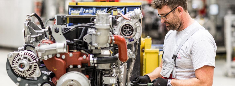 Deutz und John Deere Power Systems entwickeln gemeinsamen Motor