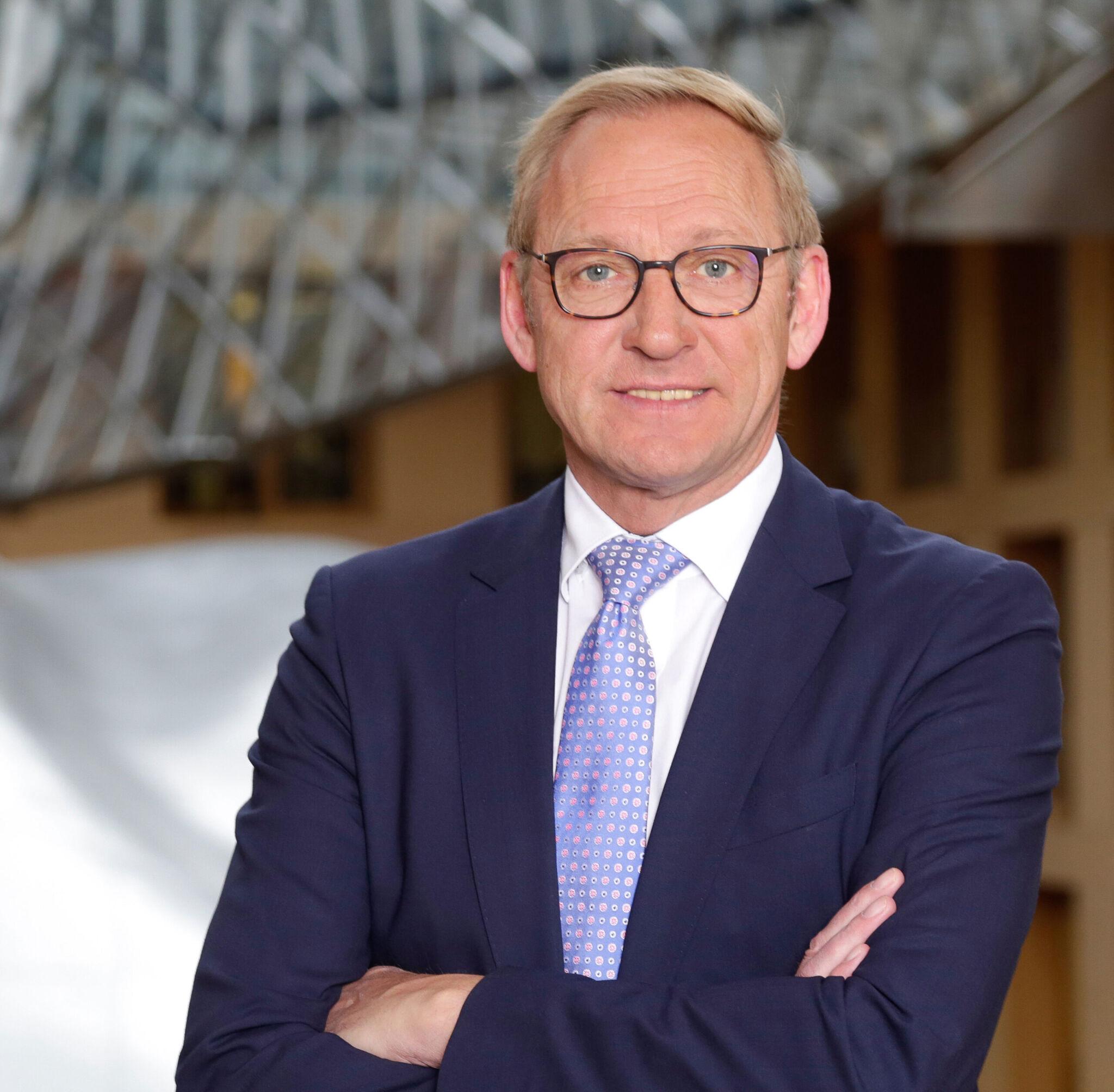 DRV-Präsident Franz-Josef Holzenkamp|copyright: Werkbild