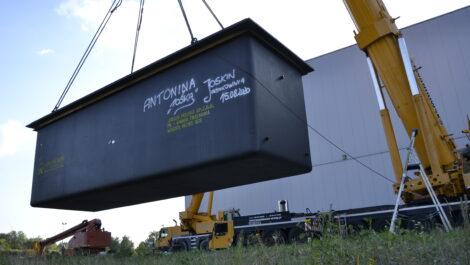Joskin erneuert Feuerverzinkungsanlage in Polen