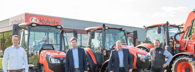 Strategische Partnerschaft zwischen Gartenland GmbH und Burdewick GmbH