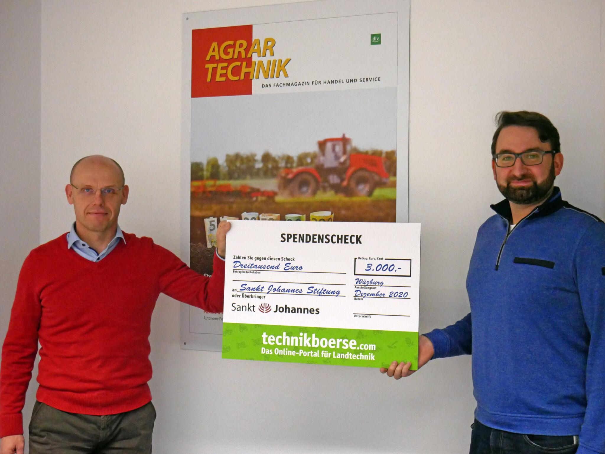 Spendencheck TB|copyright: dlv Deutscher Landwirtschaftsverlag