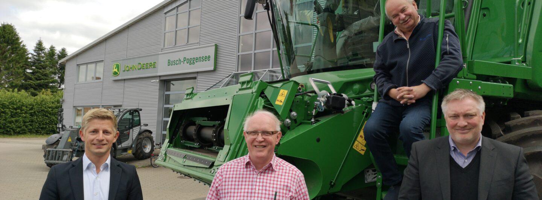 Busch-Poggensee GmbH mit neuer Geschäftsführung