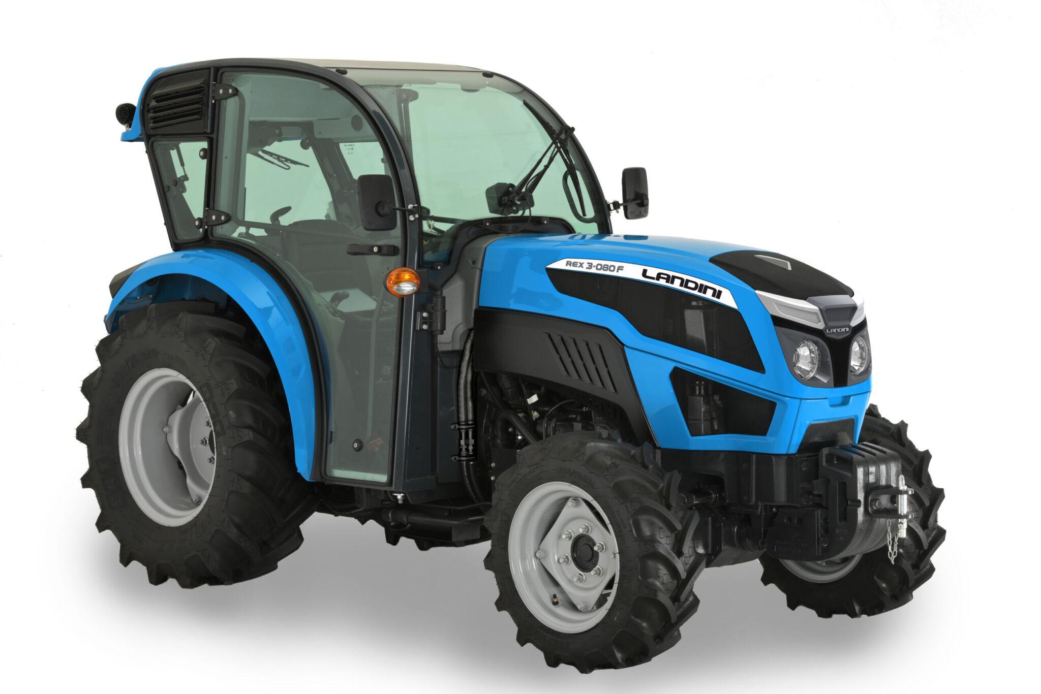 Landini-Traktor Rex3 F|copyright: Landini