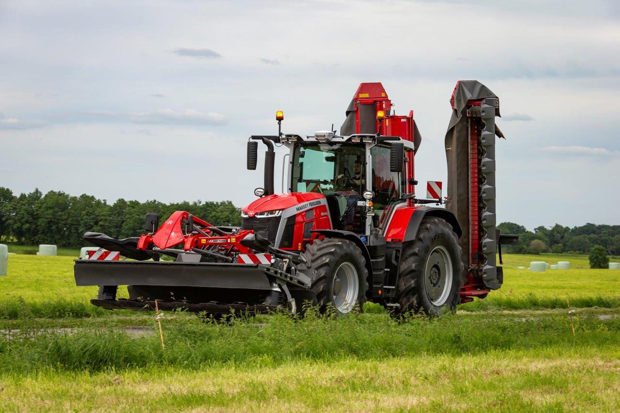 MF_8S_Traktor|copyright: Massey Fergusion