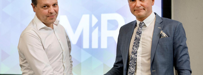 Søren E. Nielsen wird Präsident von Mobile Industrial Robots