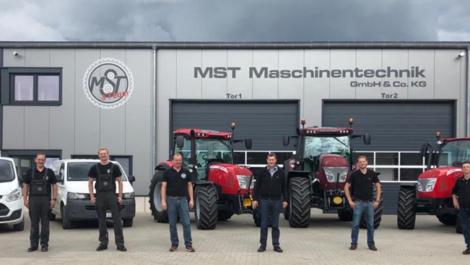 MST Maschinentechnik wird  neuer  McCormick-Vertriebspartner
