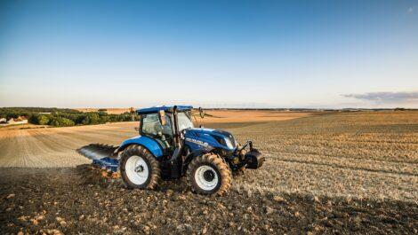 New Holland Agriculture erweitert Traktorbaureihe T6