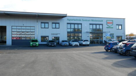RWZ eröffnet Agrartechnik-Zentrum in Mutterstadt