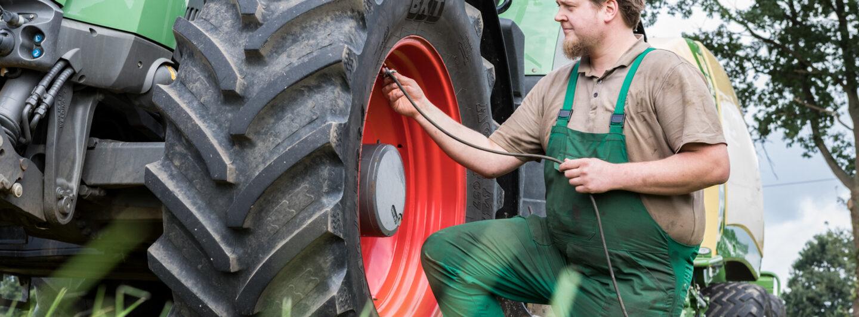"""Online-Seminar """"Reifen und Räder in der Landwirtschaft"""""""