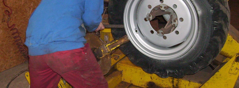 Welche Rolle spielt die Reifenmontage?