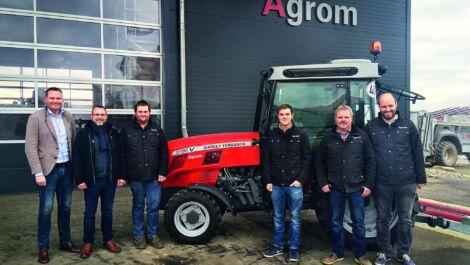 Agrom eröffnet Technikwerkstatt in Tettnang
