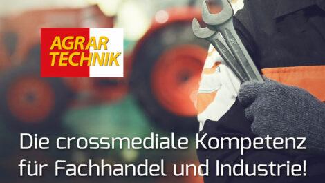 Die AGRARTECHNIK-Leseprobe zum Kennenlernen!