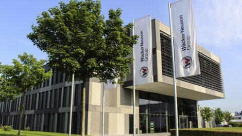 Wacker Neuson SE: Umsatz im dritten Quartal unter Vorjahr