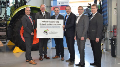 Bildungszentrum der Handwerkskammer Potsdam zertifiziert