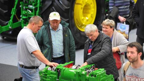 Agraria Wels 2020 auf 2022 verschoben