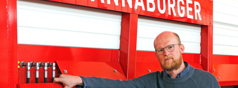 Annaburger Nutzfahrzeug GmbH mit neuem Serviceleiter