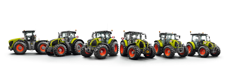 Claas-Traktorengeschäft unter neuer Leitung