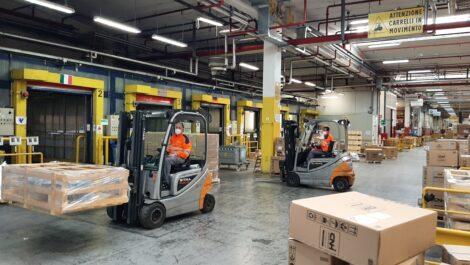 Ersatzteilverfügbarkeit bei CNH Industrial