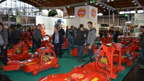 Maschinenfabrik Bermatingen GmbH auf der Fruchtwelt