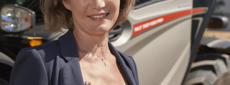 Manitou: Elisabeth Ausimour wird Mitglied des Executive Committee