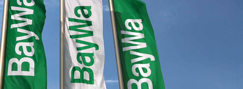 Trotz Katastrophenfall in Bayern: BayWa Standorte bleiben geöffnet