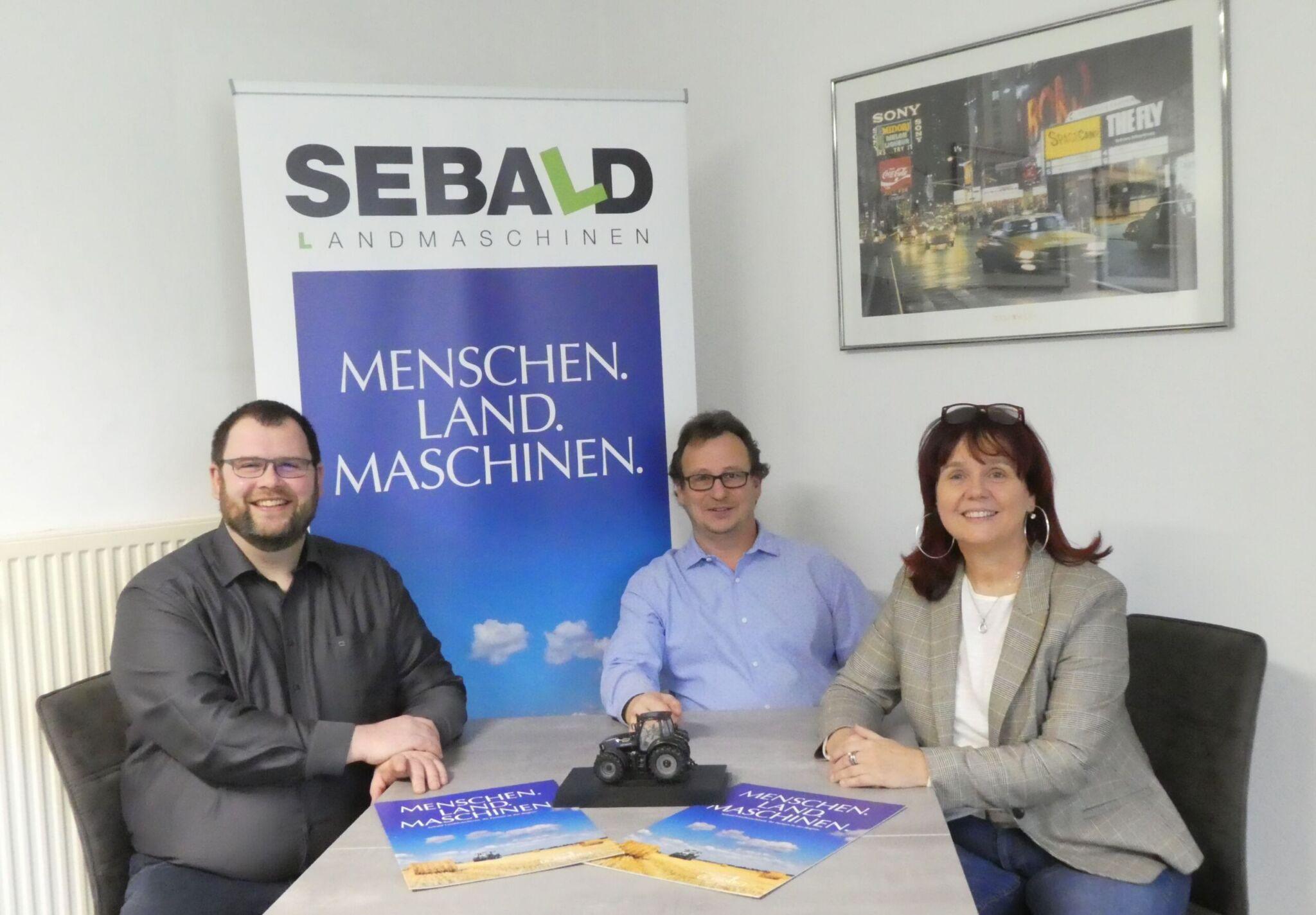 Florian Schreiber (li.) übernimmt 50 Prozent der Gesellschafteranteile.|copyright: Werkbild