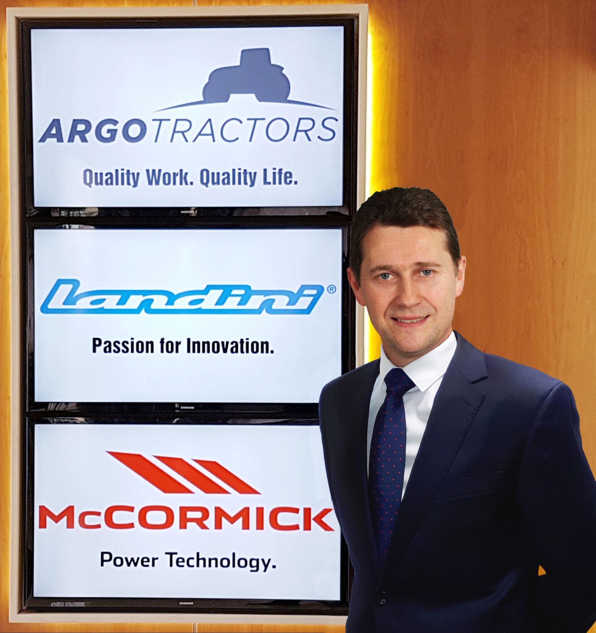 Günter Ordnung ist neuer Geschäftsführer der Argo GmbH|copyright: Argo