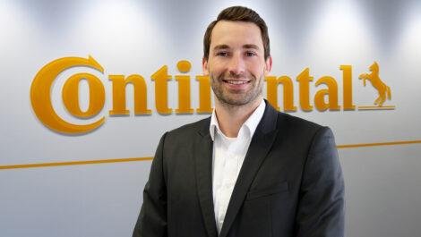 Neuer Product Line Manager Landwirtschaftsreifen bei Continental