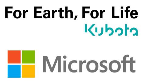 Kubota gibt strategische Partnerschaft mit Microsoft bekannt