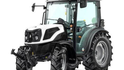 Lamborghini präsentiert Traktoren-Baureihe Sprint