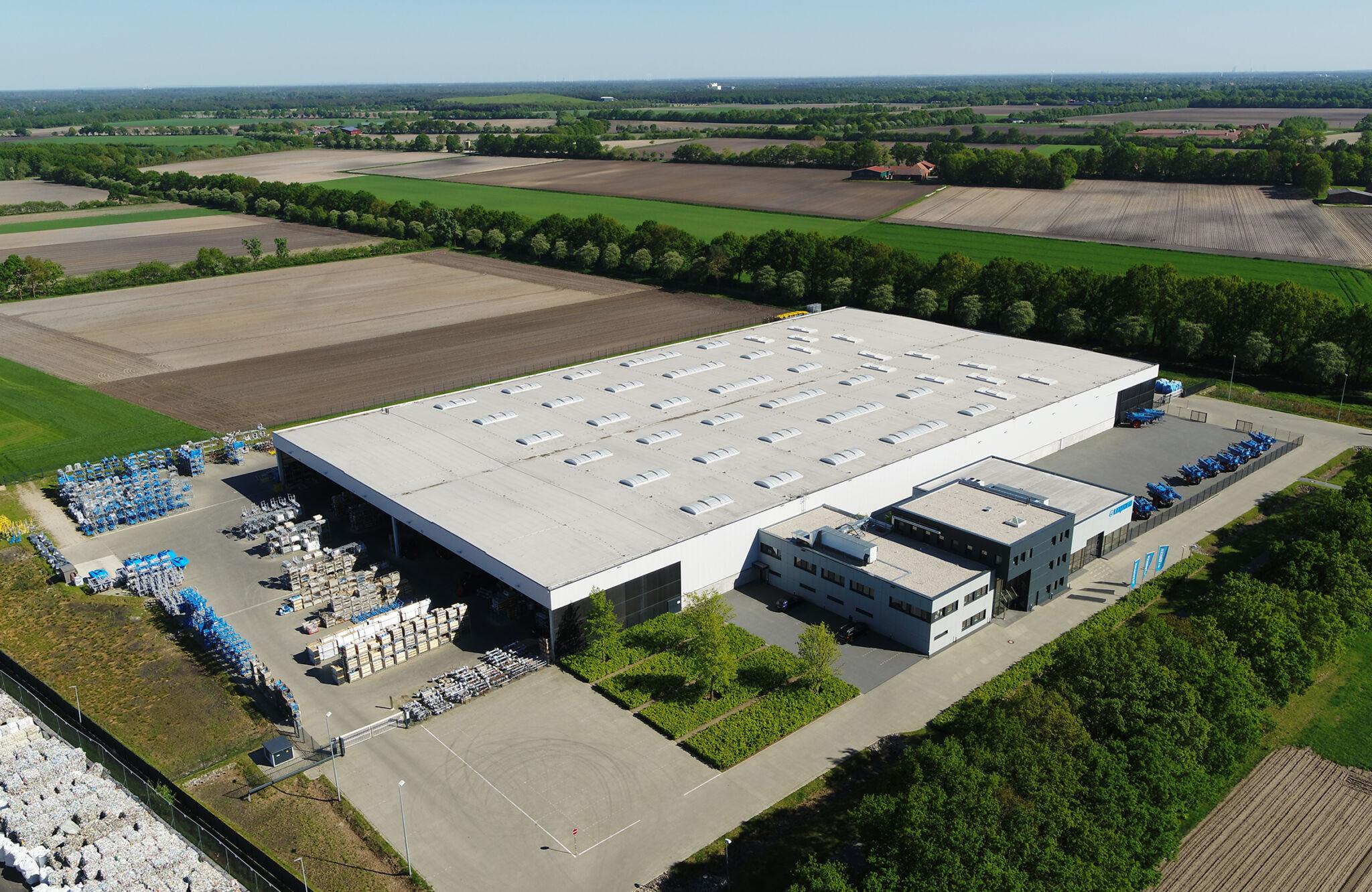 Lemken-Produktionsstandort in Haren |copyright: Lemken