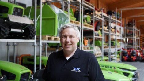 Markus Schwab übernimmt Vertriebsgebiet Bayern der Vogt GmbH