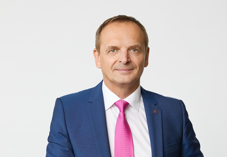 Martin Lehner, CEO Wacker Neuson Group|copyright: Werkbild