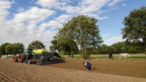 Sky agriculture: Seminarreihe zu Mulch- und Direktsaat