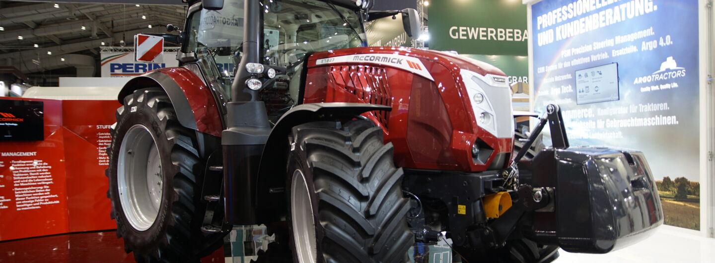 Traktoren auf italienischem Markt stabil
